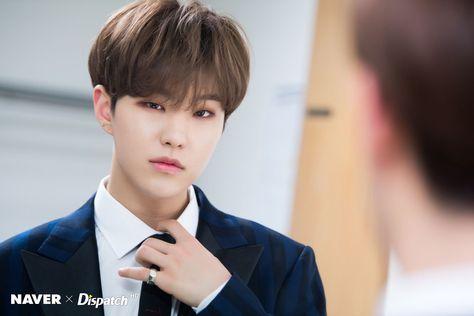 Kwon Hoshi with smirk is lit🔥
