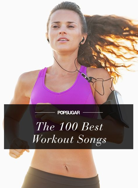 Need new workout tunes? Look to these 100 for playlist inspiration!
