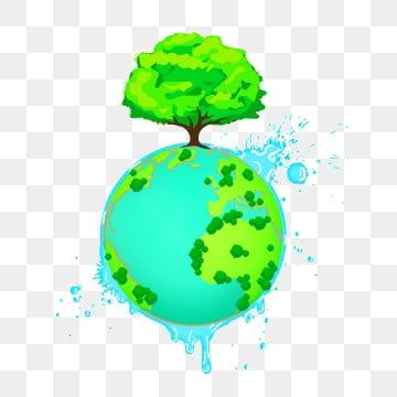 Cartoon Green Earth Water Body Space Planet Star Wars Cosmic Planet Png Transparent Clipart Image And Psd File For Free Download Space Planets Earth Clipart Save Water Poster