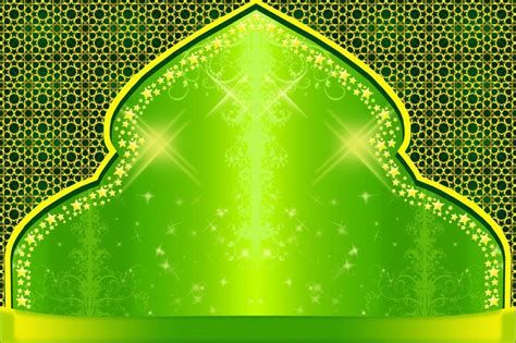 Video Background Islami Music 15 Free Download Poster Background Design Islamic Background Vector Background Design