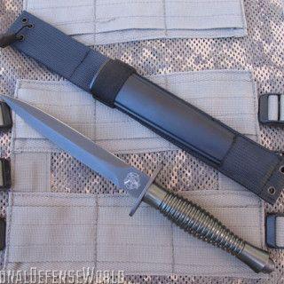 SNEAK PEEK: Hill Knives Fairbairn-Sykes | Personal Defense World