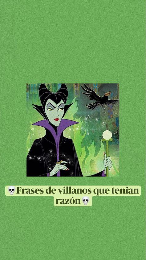 💀Frases de villanos que tenían razón💀