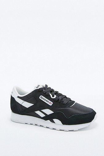 Reebok Classic Sneaker In Schwarz Weiss Damen 32 Reebok Schwarz Reebok Schuhe Damen Reebok