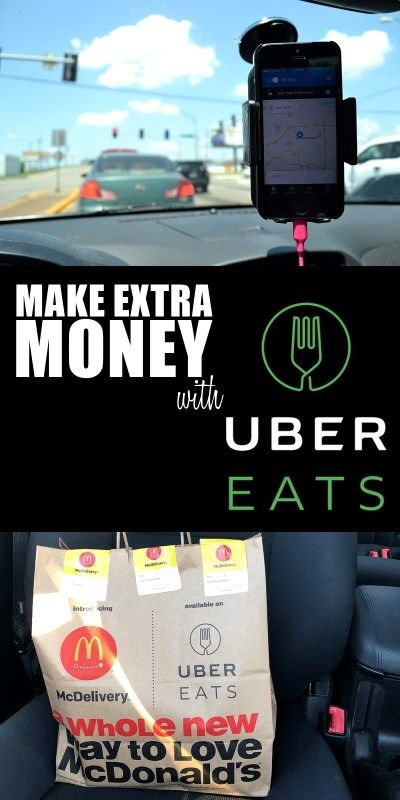 How Much Money Do You Make With Ubereats With Images Uber Food