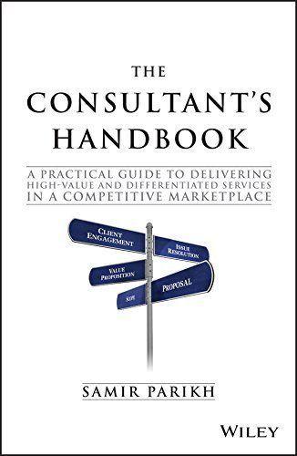 Consultant S Handbook Summary Book Summary Club Small Business Consulting Consulting Business Book Summaries