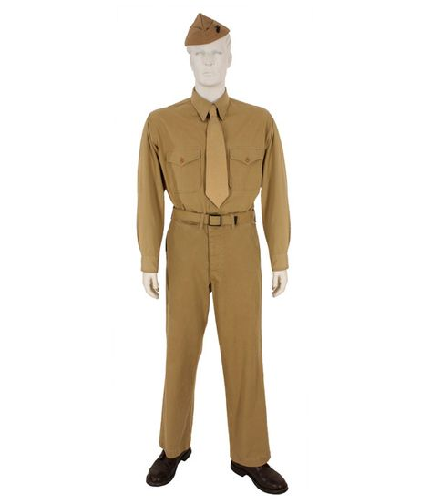 U.S. Marine Summer Service | Eastern Costume : A Motion Picture Wardrobe