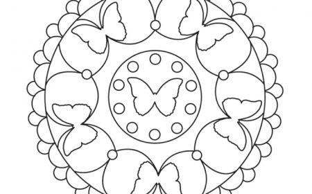 1001 Ideen Fur Originelle Und Kreative Mandalas Fur Kinder Mandalas Kinder Mandala Zum Ausdrucken Mandala Ausmalen