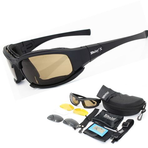 Goggles Military Polarized Sunglasses