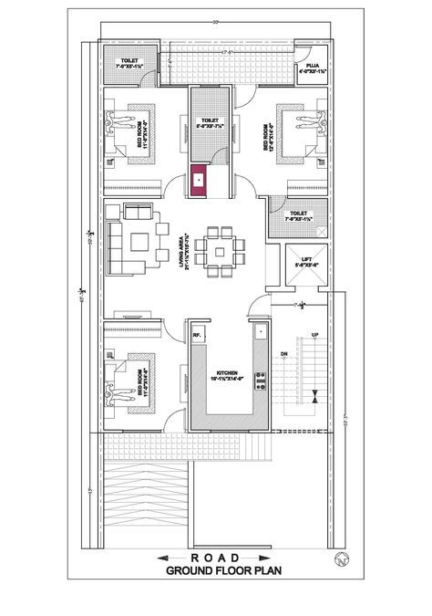 20×50 House Floor Plan According to East,South,North,West ... on house layout, colonial house plans, house blueprints, duplex house plans, mediterranean house plans, 2 story house plans, modern house plans, craftsman house plans, residential house plans, house design, house schematics, big luxury house plans, bungalow house plans, simple house plans, country house plans, house exterior, luxury home plans, house site plan, small house plans, traditional house plans,