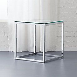 Smart Glass Top Side Table Glass Top Side Table Glass Top