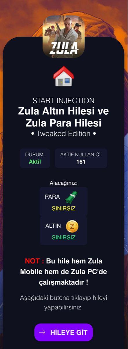 Zula Altin Hilesi 2020 Mobile Pc Teknotitan Com Zulu Hile Altin