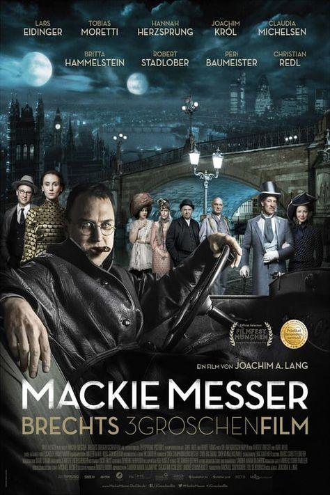 33 Mackie Messer Ideas The Threepenny Opera Mack The Knife English Play