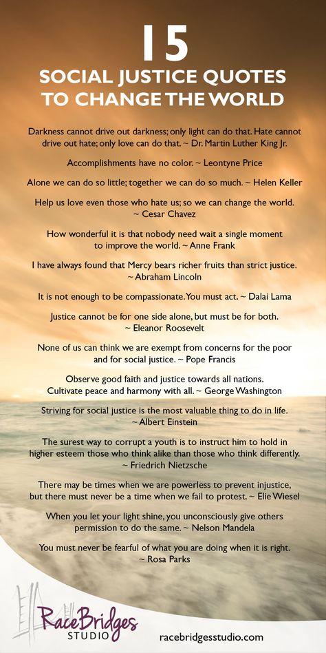 25 Social Justice Quotes Ideas Social Justice Quotes Justice Quotes Social Justice