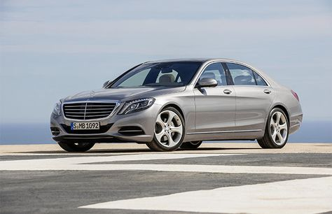 New Mercedes Benz S Class Has Gone On Sale In Uk