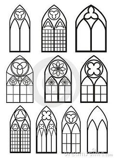 Gothic Style On Pinterest