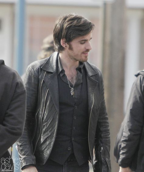 "Colin O'Donoghue - Behind the scenes - 5 * 23 ""An Untold Story"" - 29 March 2016"