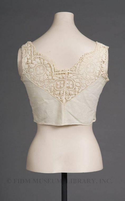 Parisiana Brassiere Bra Undergarments 1908 1910 Fidm Museum Fashion Institute Of Design Merchan Edwardian Fashion Fashion Fabulous Dresses