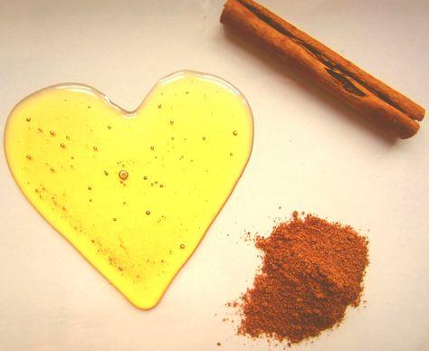 Honey, cinnamon and nutmeg facial mask for ACNE PRONE SKIN