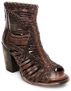67b375d6 Freebird By Steven Bela Leather Booties | ~ Super Fun Shoes ...