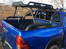 Roof Rack With Rollbar Busqueda De Google Truck Bumpers Truck