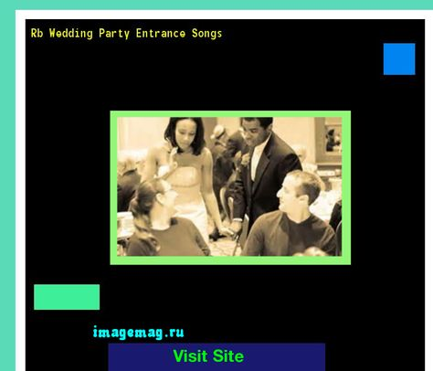 Introduction Of Wedding Party Songs 184953
