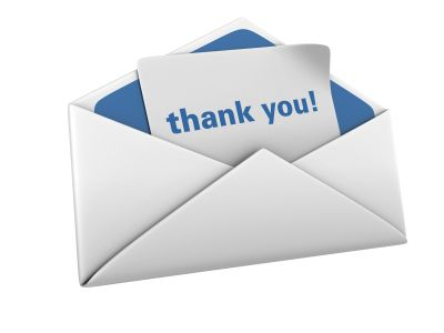 5 Wu0027s of the PR job interview thank you note PR Newsu0027 Articles - job interview thank you letter