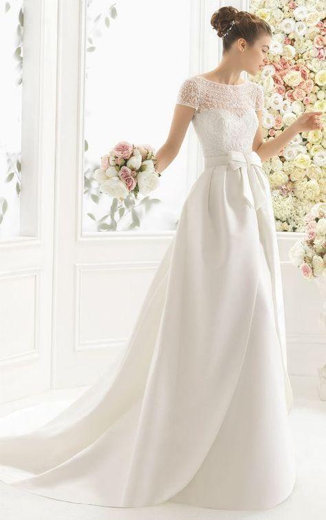 Abiti Da Sposa Non Classici.Moda Sposa I Classici Che Non Tramontano Mai La Fata Madrina
