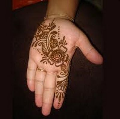 List Of Pinterest Mehndi Designs Easy Step By Step Palm Pictures