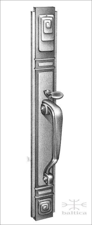 Sundance Thumblatch Custom Door Hardware Exterior Door Hardware