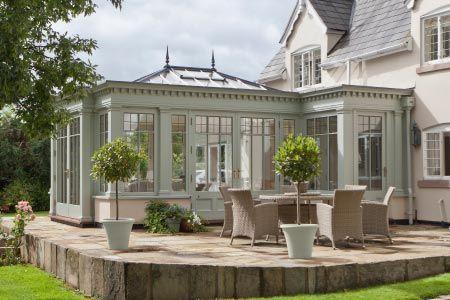 Period Conservatories Edwardian Georgian Victorian Conservatories Conservatories Edwardian Georgian Period Vi In 2020 Wintergarten Hauswand Architektur