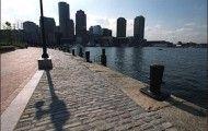 Boston: The Harborwalk Self-guided audio tour