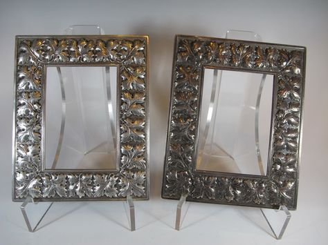 c15b6aebe93c Gianmaria BUCCELATTI 925 sterling silver picture frames on