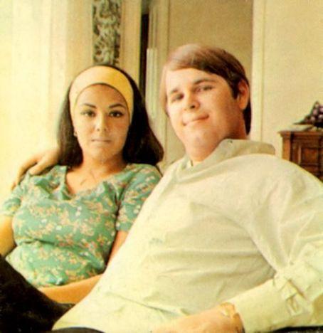 Carl Wilson And Wife Annie