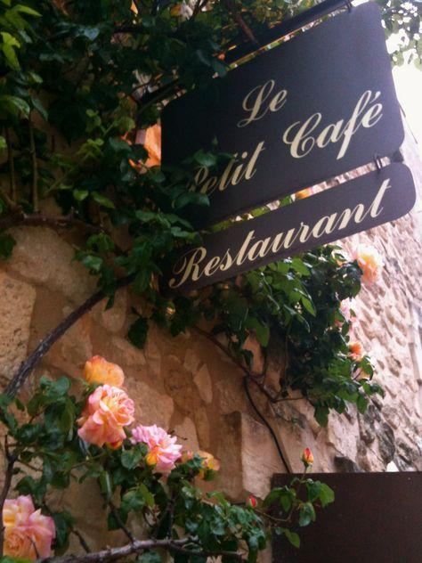 Terrasse restaurent hôtel Oppede le vieux-France Pinterest