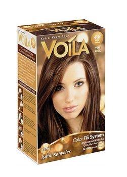 Voila Colorfix System Sac Boyasi 4 8 Sutlu Kahve 2020 Sac
