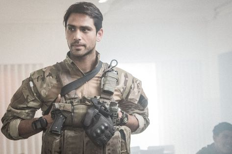 Luke Pasqualino opens up about shocking Our Girl exit