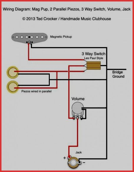 Les Paul Standard Wiring Diagram Cigar Box Guitar Plans Cigar Box Guitar Box Guitar