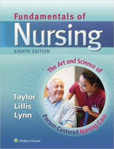 Fundamentals Of Nursing 8th Edition EBook Fundamentals