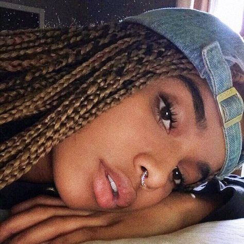 150  Awesome African American Braided Hairstyles