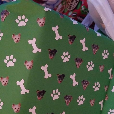 Dog Birthday Gift Wrap Choose Your Dog Breed Happy Birthday Pet Dog Gifts Gift Wrap Sheets Personalized Dog Wrapping Paper