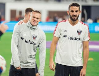 Wayne Rooney And Dc United Looking Forward To The League Title Wayne Rooney Dc United Major League Soccer