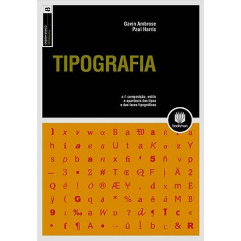 Livro - Tipografia