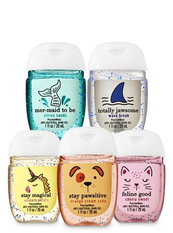 Fun Friends Pocketbac Handedesinfektionsmittel 5er Pack Fun