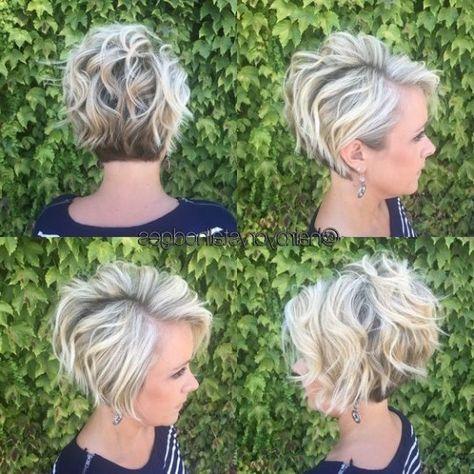 30 Pretty Short Messy Haircut Inspirations - Wass Sell
