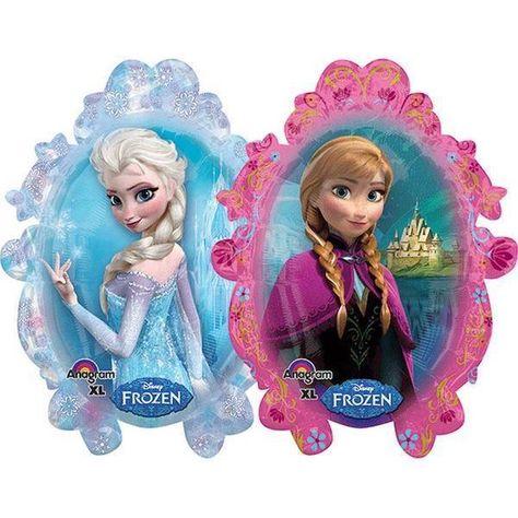 Disney Frozen Princesses Mirror Balloon