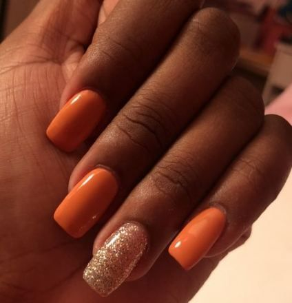Nails Colors Summer Brown Skin 15 Ideas Spring Acrylic Nails Nail Colors Summer Nails Colors