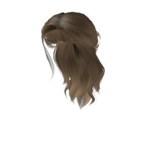 Pin by ulpan aletai on Estilos para pelo largo Black hair roblox