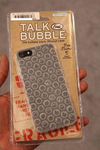Coque pour iPhone papier bulle – Idées Cadeaux Insolites | L ...