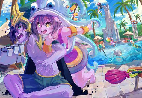 Image Result For Lulu Fan Art League Of Legends Anime