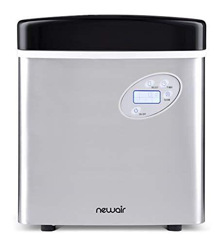 Newair Portable Ice Maker 50 Lb Daily Countertop Design 3 Size